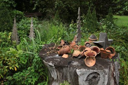 kunstvolle Gartengestaltung