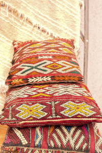 Sitzkissen aus Marokko