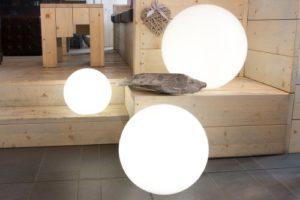 Gartenleuchte Shining Globe