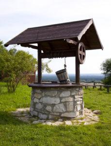 englischer Brunnen