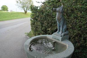 Brunnen Granit