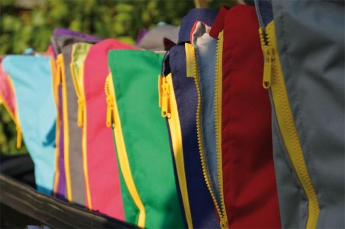 Gartenkissen-Taschen