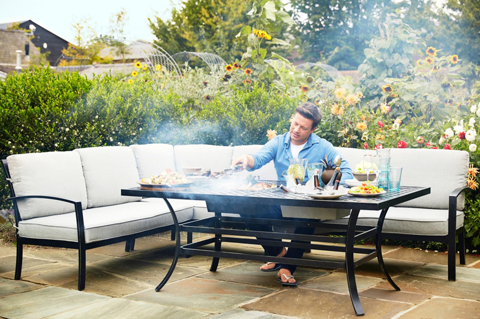 Jamie Oliver Hartman Gartenmöbel