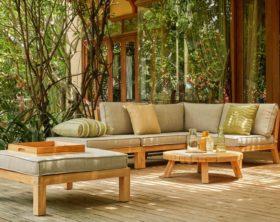 Wirklich nachhaltige Gartenmöbel sind keine Science-Fiction