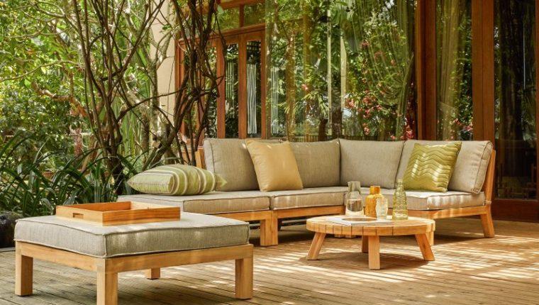 Gartenmoebel aus FSC-Holz
