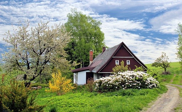 Gartenarbeit Frühling